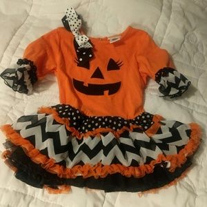 3 T Halloween Dress